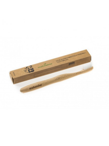 Brosse à dents Ecobamboo medium