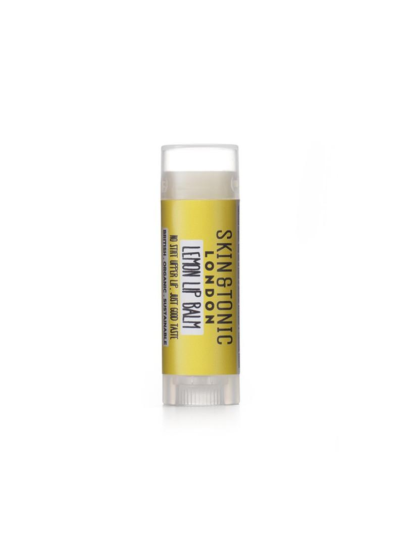 Baume à lèvres citron - Skin&Tonic