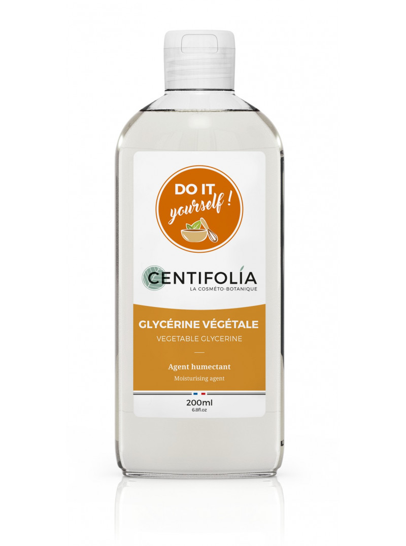 Glycérine végétale 200 ml