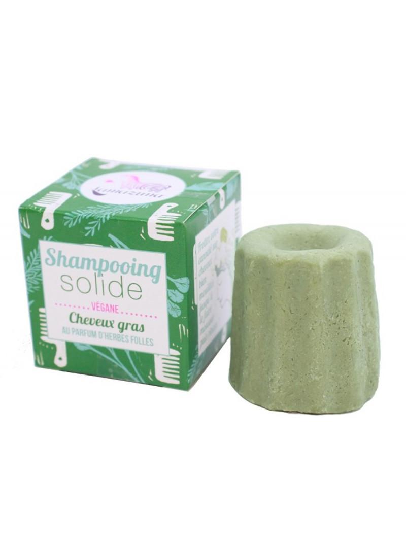 Shampooing solide Herbes Folles Lamazuna