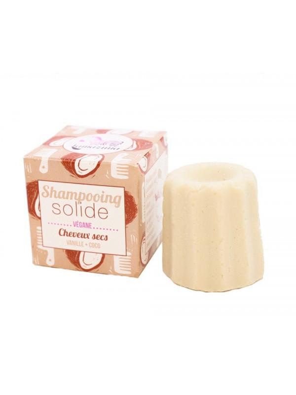 Shampooing solideCoco Vanille Lamazuna