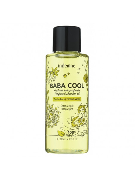 BABA COOL Coco-vanille  100 ml