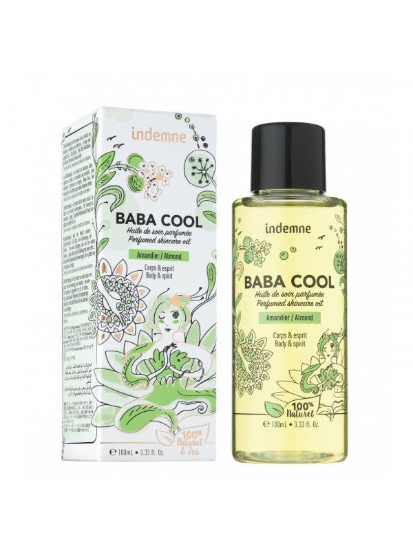 BABA COOL Amandier 100 ml