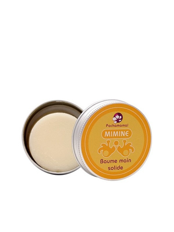 Mimine - baume mains solide