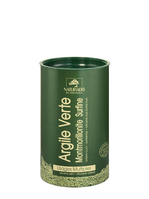 Argile verte poudre surfine Naturado 300 g