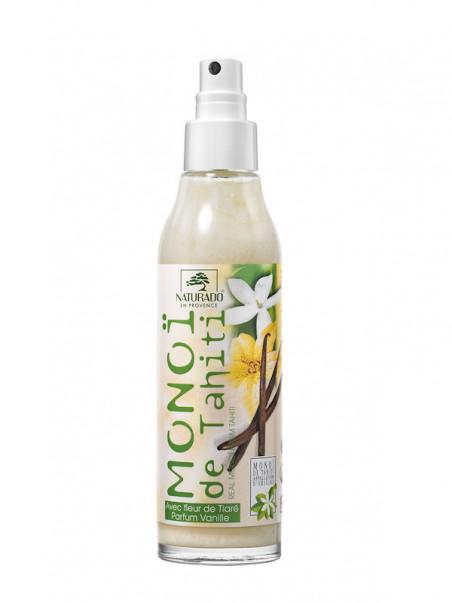 Monoi parfum vanille 150 ml