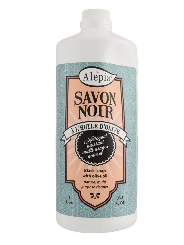 Savon noir ménager Alepia 1 litre