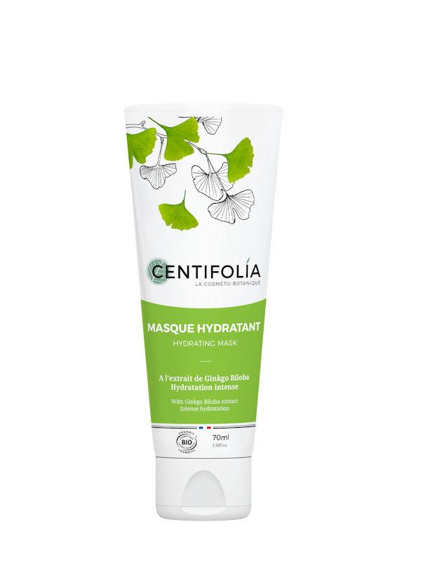 Masque Hydratant Gingko Biloba Centifolia 70ml