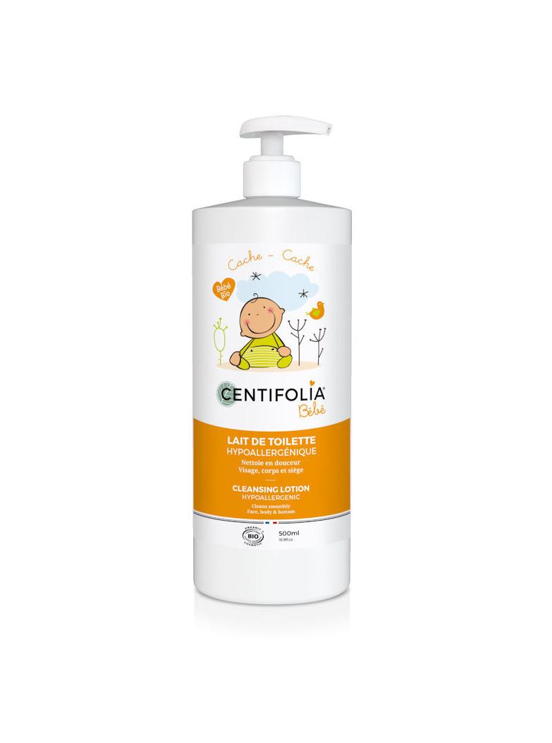 Lait de toilette Centifolia 500 ml