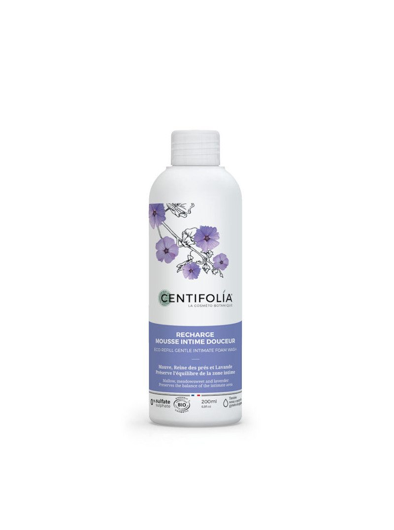 Mousse Intime Centifolia recharge 200ml
