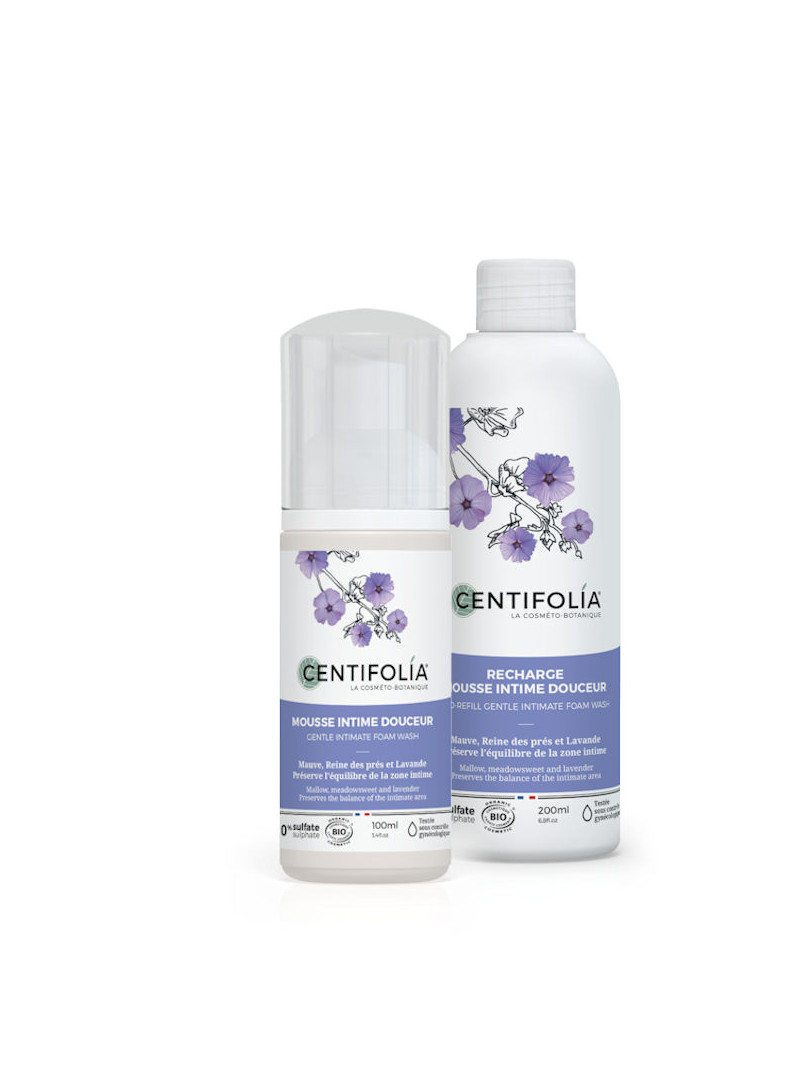 Mousse intime Centifolia + recharge
