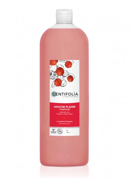 Gel douche Plaisir Tonifiant Centifolia 1 litre