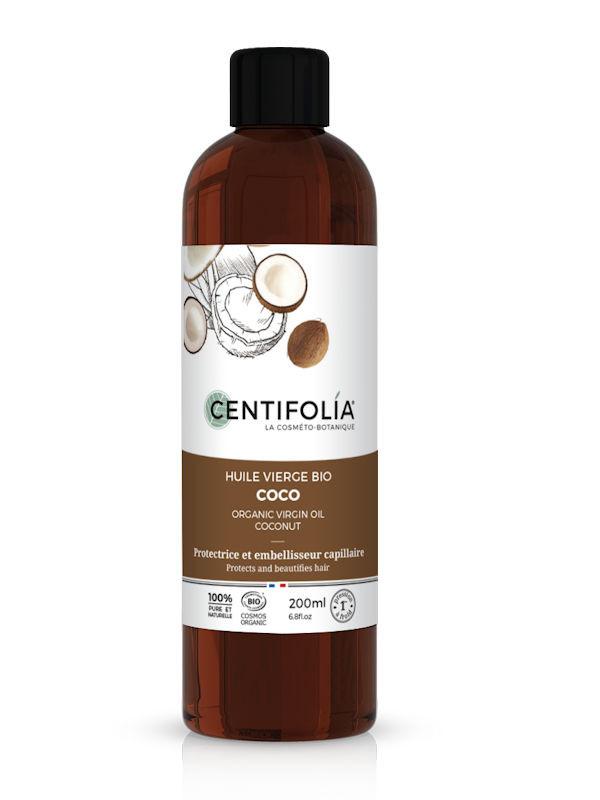 Huile de Coco 200 ml Centifolia