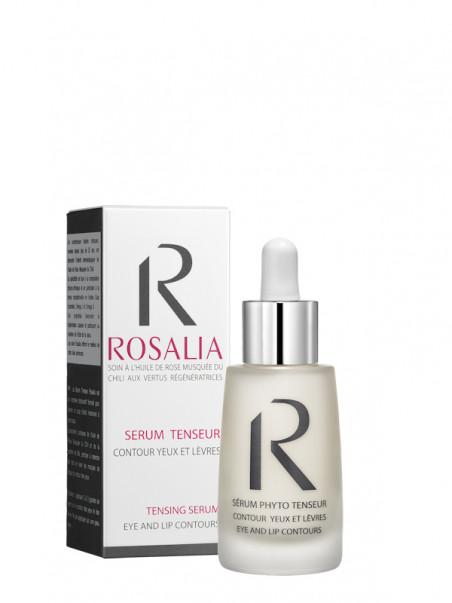 Serum Tenseur contour des yeux Rosalia flacon 30 ml