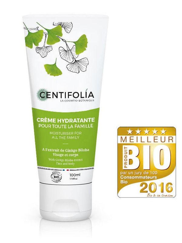 Crème hydratante pour toute la famille Centifolia tube 100 ml