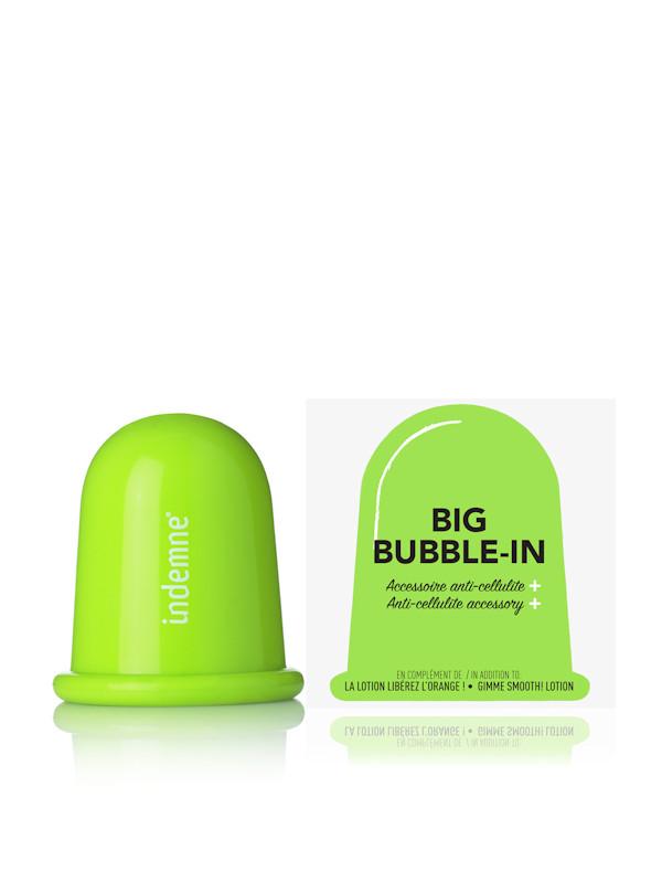 Big bubble in