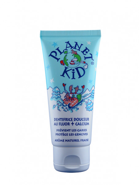 Dentifrice douceur enfants Planet Kid 50 ml