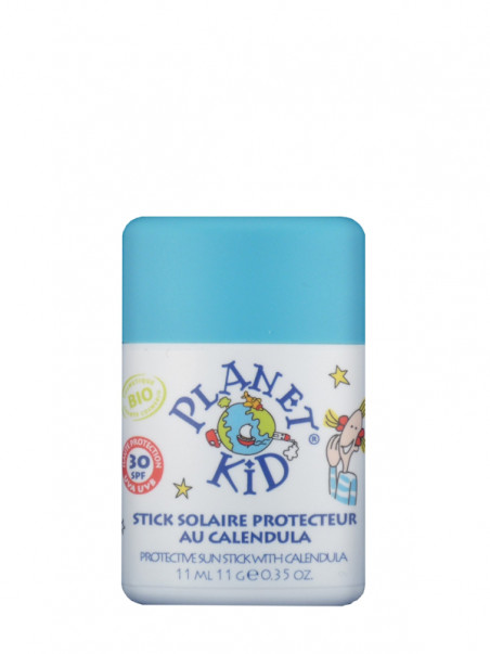Stick solaire SPF30 Planet Kid