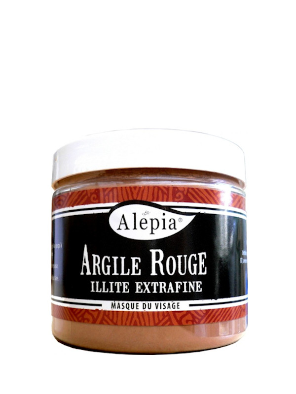 Argile rouge Alepia 180 g