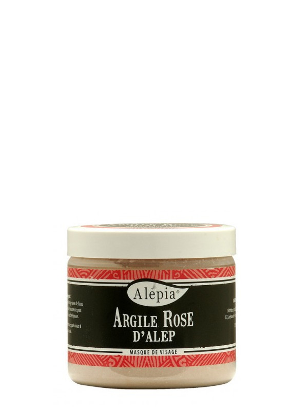 Argile rose d'Alep 200ml