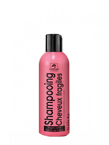 Shampoing cheveux fragiles Naturado