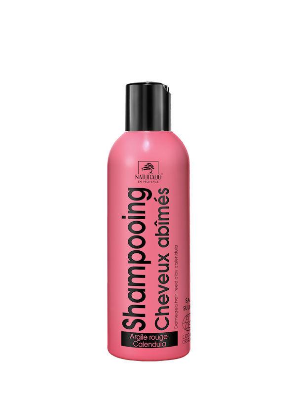 Shampoing cheveux abimes Naturado 200 ml