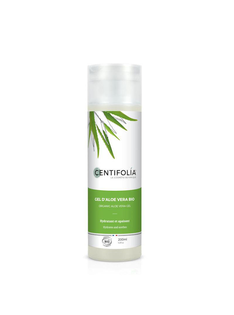 Aloe vera gel bio Centifolia 200ml