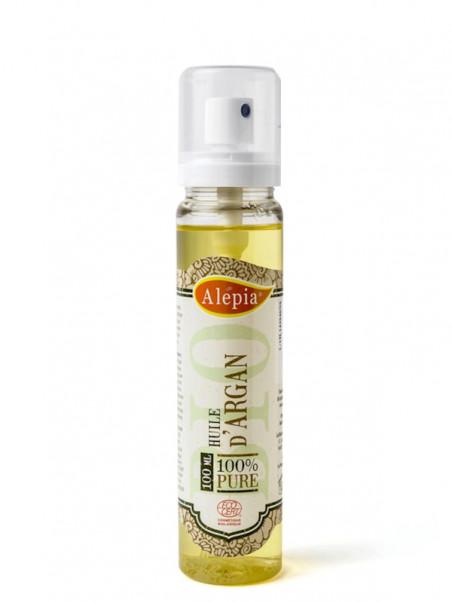 Huile d'argan Alepia 100 ml