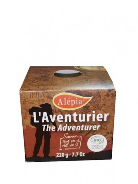 Savon universel L'aventurier Alepia
