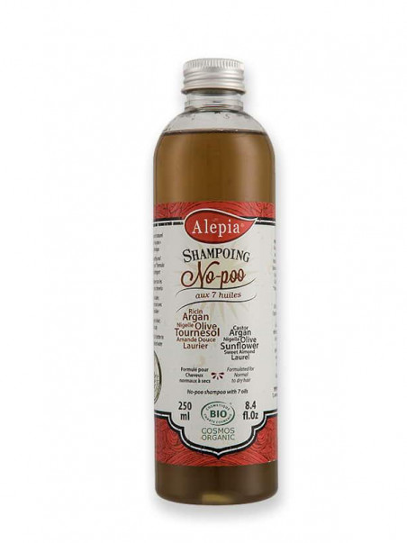 Shampoing 7Huiles Alepia 250 ml