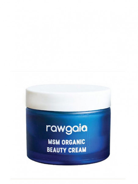 MSM Beauty Cream Raw Gaia