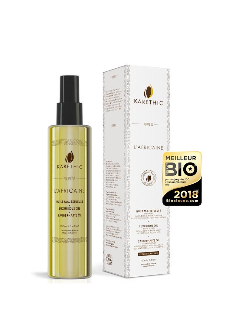 L'Africaine huile majestueuse 100 ml