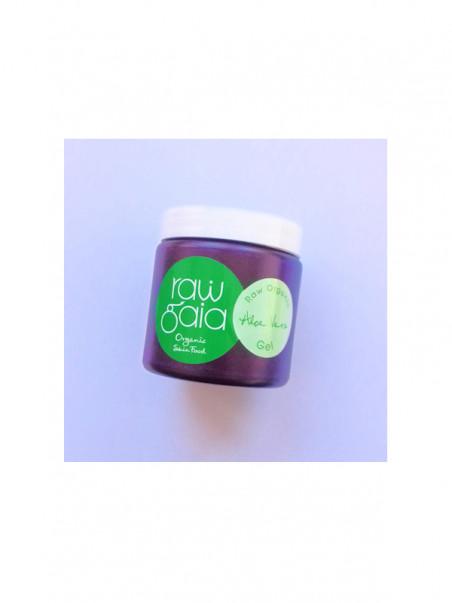 Aloe vera Gel Raw Gaia 120 ml