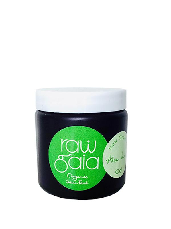 Aloe vera Gel Raw Gaia pot 120 ml