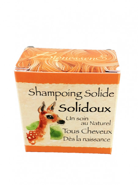 Shampoing solide Solidoux Bionessens