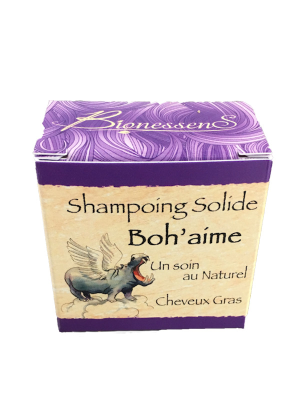 Shampoing solide Boh'aime Bionessens