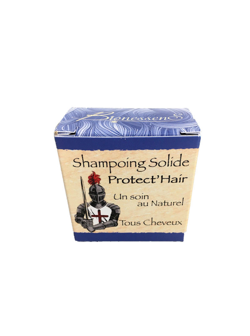 Shampoing solide Protect'Hair Bionessens