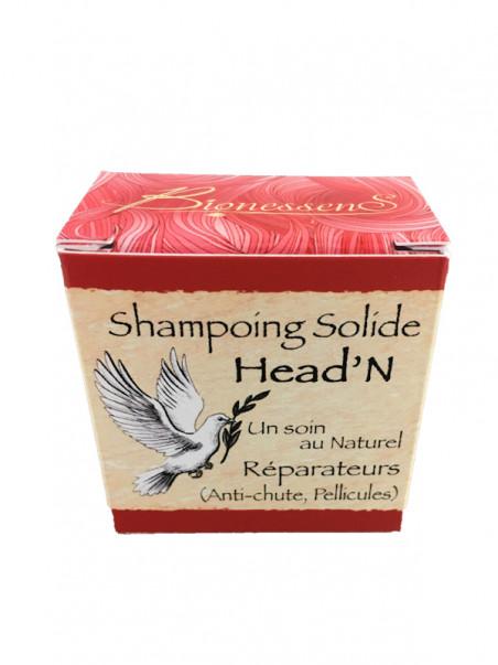 Shampoing solide Head'N Bionessens