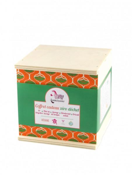 Coffret cadeau Lamazuna Orange
