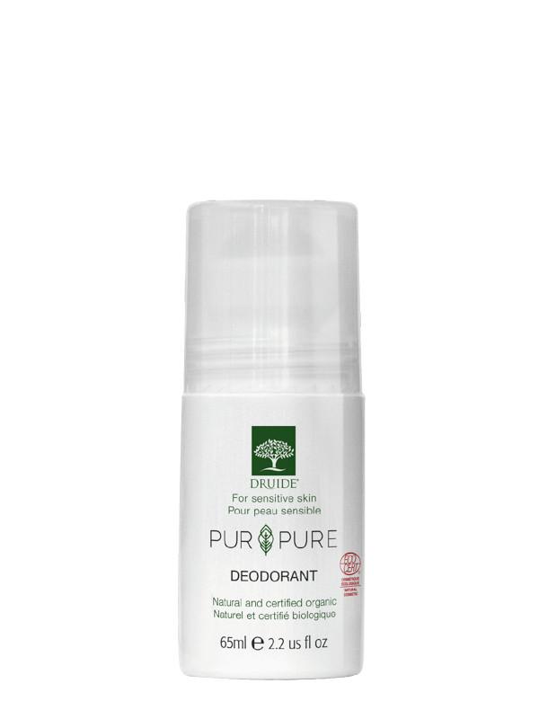 Deodorant Pur&Pure Druide