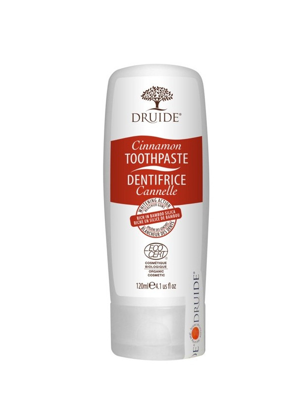 Dentifrice Druide cannelle...