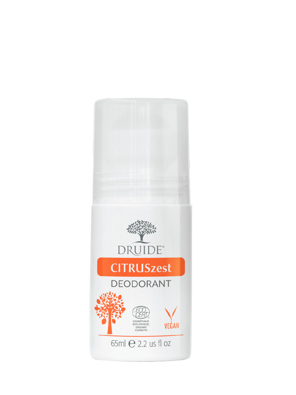 Deodorant  Citrus Zest