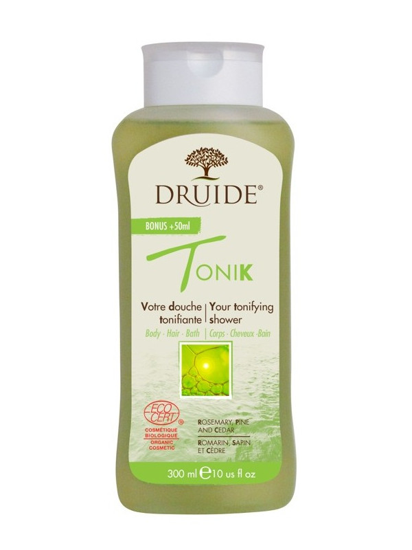 Gel douche TONIK 300 ml