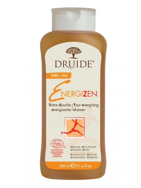 Gel douche Energizen 300 ml