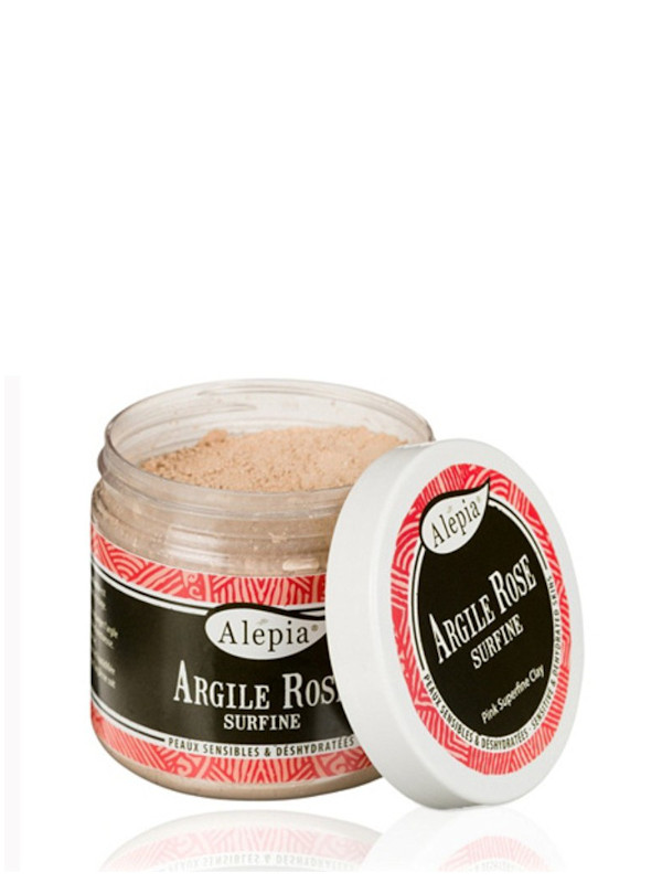 Argile Rose surfine 100g
