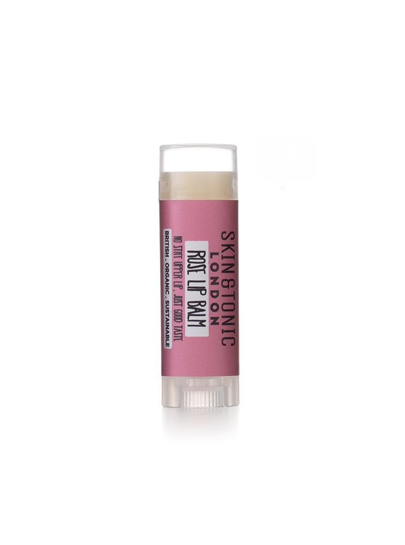 Baume à lèvres à la rose Skin Tonic