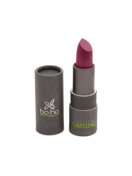 Rouge à lèvres mat couvrant Burgundy Kiss Boho