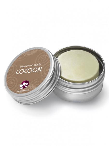 Deodorant solide Cocoon Pachamamai