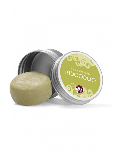 Shampoing solide Kidoodoo pachamamai format voyage