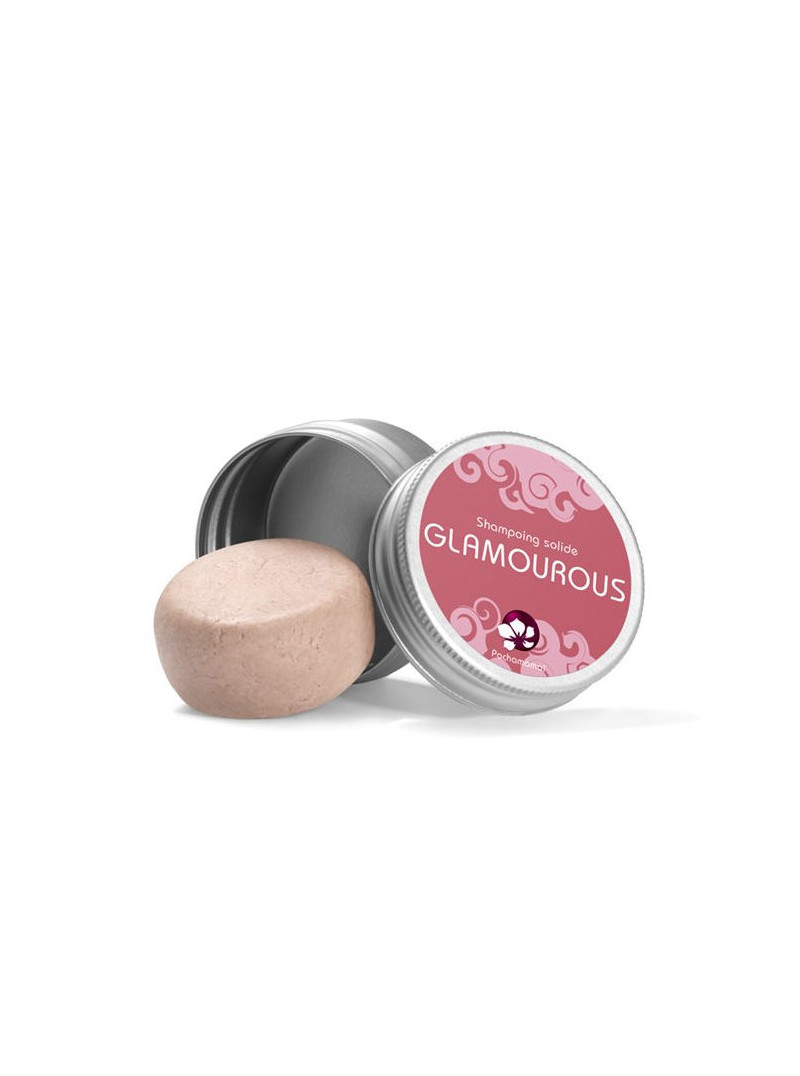Shampoing solide Glamourous Pachamamai